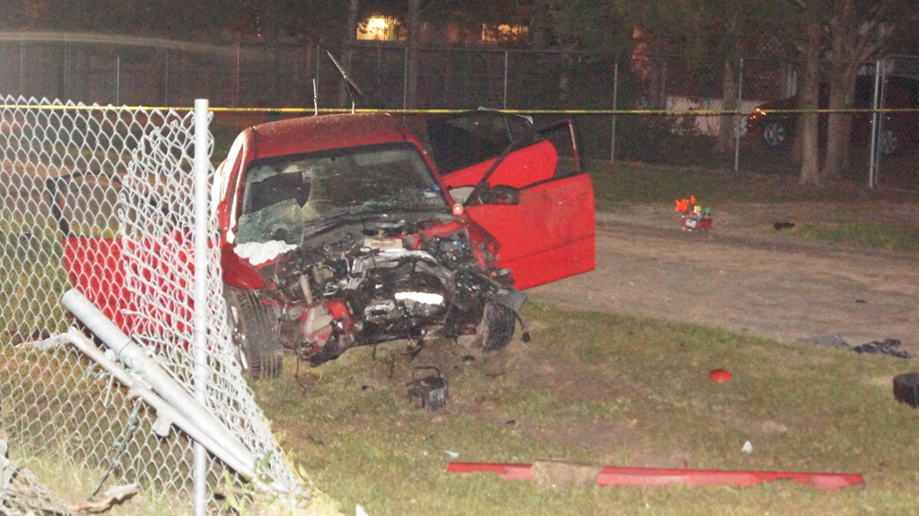 14-Year-Old Girl Allegedly Behind the Wheel in Fatal